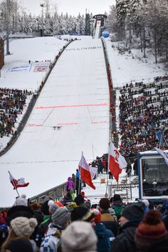#Willingen im Skisprung-Fieber. | Foto: Y-SiTE