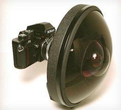 Il 6mm f2.8 Nikon in vendita a 120mila euro