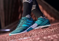 adidas Nemeziz 17.1 Ocean Storm Collection | BY2306 Price: $130 ColorS: Legend Ink / Energy Blue / Energy Blue Style Code: BY2306 Release Date: August 29, 2017