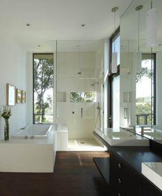 Wir Haben Für Sie Einige Ausgefallene Ideen Zusammengestellt, Wie Man Das  Bad Mit Dusche Modern Gestalten Kann. Vergessen Sie Die Duschköpfe In  Standard
