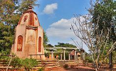 Temple at Nrityagram