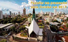 Pacotes 2017 para Cuiabá MT em oferta #pacotes #cuiaba #viagens #promoções #ofertas #viagem