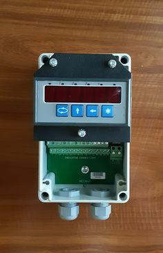 3 or 4 Digit Display IP 65 Plastic Box Communications: or Flip Clock, Plastic, Display, Box, Mini, Design, Floor Space, Snare Drum, Billboard