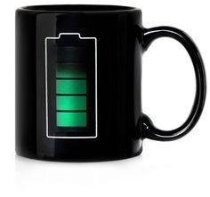 Geek Gift (I LOVE IT!) heat mug