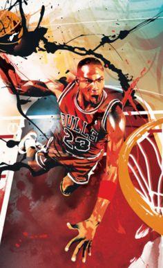 Chicago Bulls Michael Jordan Basketball NBA Poster – iWall a Wallpaper Bank Michael Jordan Basketball, Ar Jordan, Jordan Bulls, Michael Jordan Chicago Bulls, Basketball Is Life, Basketball Legends, Basketball Players, Fantasy Basketball, Rockets Basketball