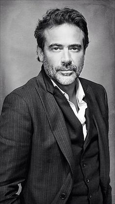 Jeffrey Dean Morgan. Aka Denny Duquette on Grey's AND Papa Winchester on Supernatural.