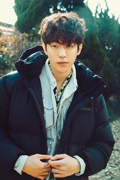 Here's the list of top 10 most popular and handsome Korean drama actors who make our hearts melt from the very first time we look at them! Here you will also find some drama recommendations! Nam Joo Hyuk Cute, Nam Joo Hyuk Lee Sung Kyung, Jong Hyuk, Nam Joo Hyuk Wallpaper, Joon Hyung, Park Bogum, Ahn Hyo Seop, Nam Joohyuk, Handsome Korean Actors