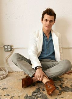White Blazer for Men 2012 - Dolce and Gabbana White Jacket 2012 - Esquire