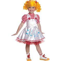 Lalaloopsy Spot Splatter Splash Doll Toddler / Child Costume   So adorable :) #officialprincesscostumes