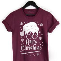 Harry Christmas Shirt, Wizarding World Christmas Shirt, Harry Potter Christmas Shirt | The FMLY shop