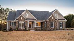 brick and stone veneer exterior home photos | combine brick and ...
