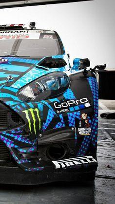 Lil' rally car for the mud roads – Automobile KRM Ford Focus, Focus Rs, Bugatti, Carros Lamborghini, Ferrari, Honda, Toyota, Drifting Cars, Car Tuning