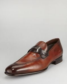 f4e89e69d8b Adney Twist-Strap Loafer by Tom Ford at Bergdorf Goodman. Tom Ford Shoes