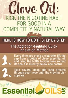 Kick the nicotine habit for good in a completely natural way.  Use the addiction-fighting quick inhalation method, get started today...  kick the habit!