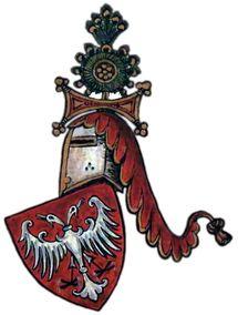 Nemanjić dynasty coat of arms,   Serbia ( wikipedia)