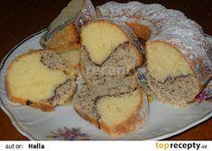 Bábovka s proužkem Cheesecakes, Mashed Potatoes, French Toast, Treats, Breakfast, Ethnic Recipes, Sweet, Food, Pastries