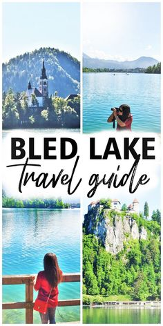 Even if you don't know a lot about Slovenia and never visited this wonderful green country, you must have seen pictures of its main tourist attraction: Lake Bled. #bled #bledlake #slovenia #visitslovenia #sloveniatravelguide #thingstodoinslovenia #sloveniaattractions #travel #travelblog | bled lake | lake bled travel guide | slovenia
