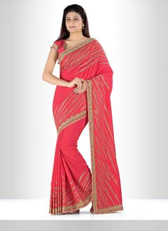 Genuine magnificence will come out through the dressing style with this art silk designer saree. The cut dana, kasab work, moti work and patch border work looks chic and aspiration for any function. C...