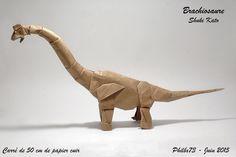 Brachiosaure de Shuki Kato by philbx73