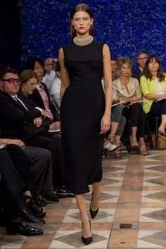 Christian Dior Fall 2012 Couture - Review - Collections - Vogue