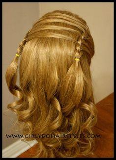 Girly Do Hairstyles: By Jenn