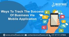 As we have mention different ways to track the success of business via mobile applications that make the business person to learn the usability of an application. Mobile Applications, Mobile App Development Companies, Track, Success, Technology, Learning, Business, Tech, Runway