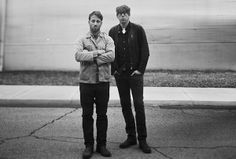 The Black Keys Dan Auerbach Patrick Carney