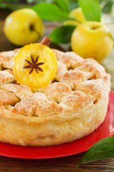 Еще один яблочный пирог.