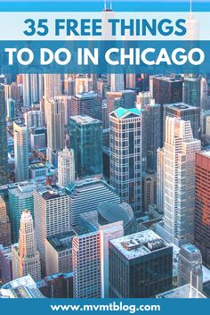 35 Free Things to Do in Chicago Want to visit Chicago on a budget? Here are 35 free things to do in Chicago, including where to find free beer and food! Click through to read now or pin for later! Chicago Vacation, Chicago Travel, Travel Usa, Chicago Trip, Chicago Events, Places To Travel, Places To See, Travel Destinations, Travel Things