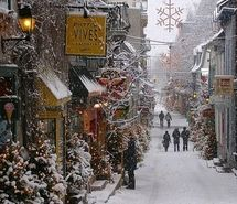 Inspiring image christmas, photograph, photography, snow, streets, winter #51687 - Resolution 500x370px - Find the image to your taste