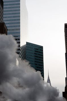 Midtown NY Photo - Joe's NYC #smoke #nyc #chrysler