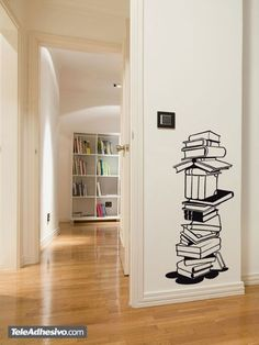 """Click Visit link above for more options - Wall Decals: The Perfect """"Stick-on"""" Design. Doodle Wall, Wall Painting Decor, Wall Drawing, Bedroom Wall, Interior Design Living Room, Wall Design, Diy Room Decor, Wall Murals, Wall Stickers"""