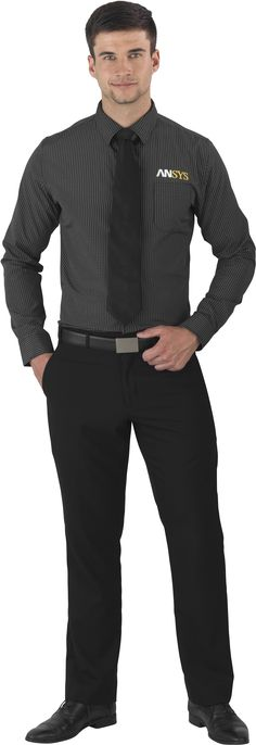 Branded Office Shirts for Men, Workwear by US Basic