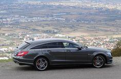 Mercedes-Benz CLS Shooting Brake | Pressepräsentation Mercedes-Benz CLS Shooting Brake: Verwechslung ...