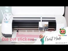 Rhyan Made It - YouTube How To Make Stickers, Cricut Craft, Toy Chest, Storage Chest, Youtube, Crafts, Design, Manualidades