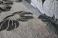 Potahová látka LUKS554 černá/ šedá Textiles, Rugs, Home Decor, Farmhouse Rugs, Decoration Home, Room Decor, Fabrics, Home Interior Design, Rug