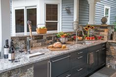 countertop for outdoor kitchen - interior paint colors for 2017 Check more at http://www.mtbasics.com/countertop-for-outdoor-kitchen-interior-paint-colors-for-2017/