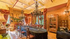 Uncork a special Christmas room as stunning country mansion put on market for - Evening Express