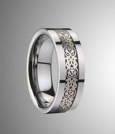 For Tungsten Republic Collection, you can not miss such a nicety on your wedding parties.
