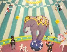 "Check out new work on my @Behance portfolio: ""Circus"" http://on.be.net/1RIT05s"