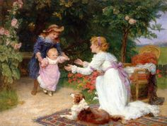First Steps - Frederick Morgan