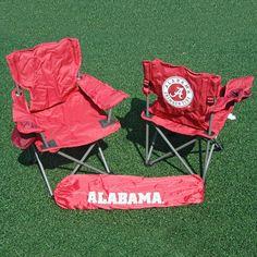 Outdoor Rivalry NCAA Collegiate Folding Junior Tailgate Chair - RV104-1200