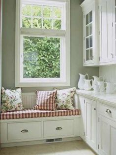 Love this Kitchen Corner
