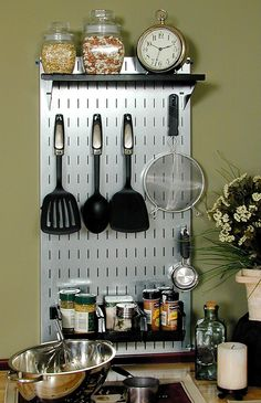 pegboard ideas kitchen 1000 images about kitchen pegboard ideas on 14530