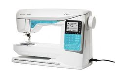 Macchina per cucire Husqvarna Viking Opal 650 - Con l'esclusiva funzione SEWING ADVISOR - Guida al Cucito.