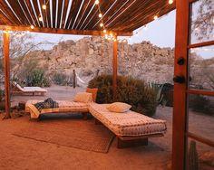 Antes y después: desde el desierto, con mucho flow - Canela y Naranja | Blog de decoración DIY