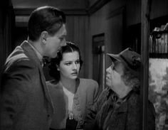 The Lady Vanishes (1938) - stars: Michael Redgrave, Margaret Lockwood, and Dame May Whitty