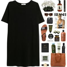 olivia by nadiasxox on Polyvore featuring MANGO, American Apparel, Coach, Witchery, NARS Cosmetics, Aesop, philosophy, Olivina, Allstate Floral and La Crosse Technology