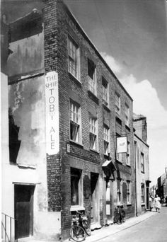 The Ship  Deal, Kent 1952
