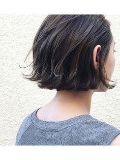 【ticro. 中目黒】外国人風切りっぱなしボブ - 24時間いつでもWEB予約OK!ヘアスタイル10万点以上掲載!お気に入りの髪型、人気のヘアスタイルを探すならKirei Style[キレイスタイル]で。